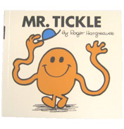 Mr Men Mr Tickle Book