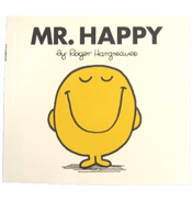 Mr Men Mr Happy Book