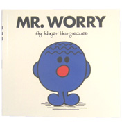 Mr Men Mr Worry Book