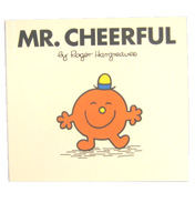 Mr Men Mr Cheerful Book