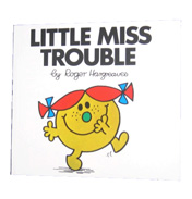 Little Miss Trouble Book