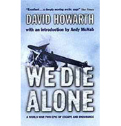 We Die Alone - David Howarth