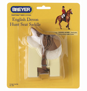Devon English Hunt Seat Saddle Accessory