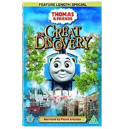 Thomas and Friends The Great Discovery