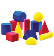 Every Day Shapes Activity Set