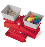 Precision School Balance with Weights