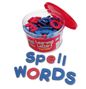 Soft Foam Magnetic Letters