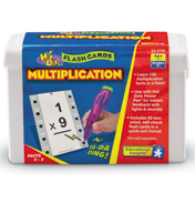Hot Dots Small Group Multiplication & Division
