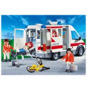 Playmobil Ambulance 4221