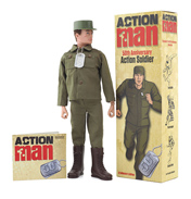 Action Man Action Soldier Figure
