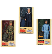 Retro Deluxe Figures Assorted