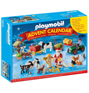 Playmobil Advent Calendar 'Christmas on the…
