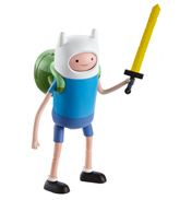 "10"" Super Poseable Finn"