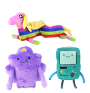Adventure Time Mini Collectable Plush LUMPY SPACE…