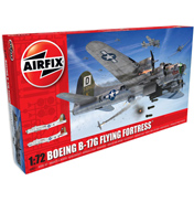 Boeing B-17G Flying Fortress (Scale 1:72)