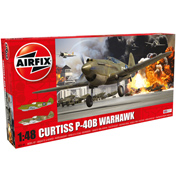 Curtiss P-40B Warhawk (Scale 1:48)