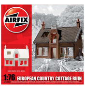 European Ruined Cottage 1:76