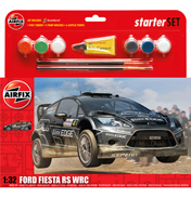 Ford Fiesta RS WRC Starter Set (Scale 1:32)