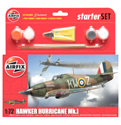 Hawker Hurricane MK.1 Starter Set