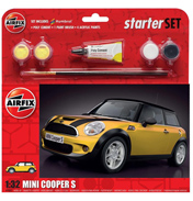 Mini Cooper S Starter Set (Scale 1:32)