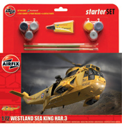 Westland Sea King HAR.3 Starter Set (Scale 1:72)
