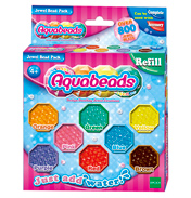 Aqua Beads Jewel Bead 800 REFILL PACK