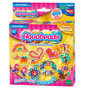 Aqua Beads Jewel Set 600 Theme Refill