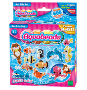Aqua Beads Sea Life Set THEME REFILL PACK