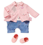 Baby Annabell Deluxe Playground Set