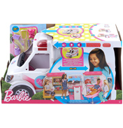 Care Clinic Vehicle Playset