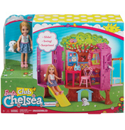 Club Chelsea Treehouse & Doll