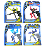 Batman Deluxe Cyclone Figures