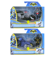 Batman Figure & Vehicle Set