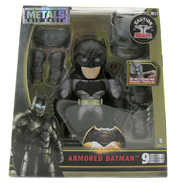 Metal Die-Cast Armoured Batman Action Figure