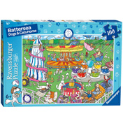 Battersea Dogs Home 100 Piece Puzzle