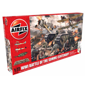 Airfix Battle of The Somme WW1 Centenary Gift Set…