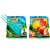 Ben 10 Transform-N-Battle Role Play Set HEATBLAST