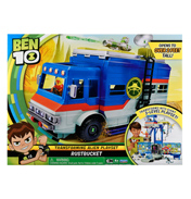 Ben 10 Rust Bucket Playset
