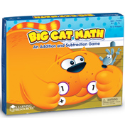 Big Cat Maths Game