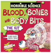 Horrible Science Blood Bones & Body Bits