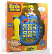 Bob the Builder Yes We Can Phone