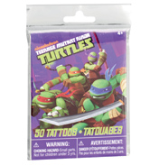 Body Tagz TMNT Tattoos