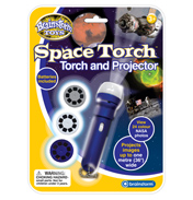 Brainstorm Toys Space Torch & Projector