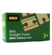 Brio Mini Straight Track Pack