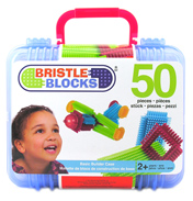 Bristle Blocks Basic Builder Case (50 piece)