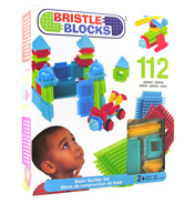 Bristle Blocks Basic Builder Set (112 Piece)