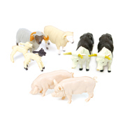 Britains Mixed Animal Figure Value Pack 17 Pieces…