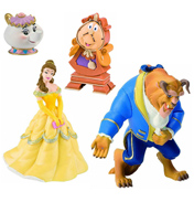 Bullyland Disney Beauty & the Beast Figures…