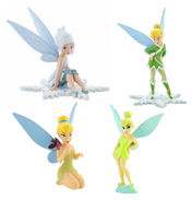 Bullyland Disney TINKERBELL with Blaze