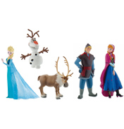 Disney Frozen Miniature Figures